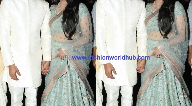 SS Rajamouli Son Karthikeya and Pooja Wedding Reception!