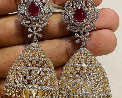 Diamond and rubies jumkhas