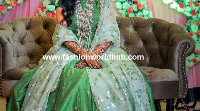 Designer Ashwini Reddy in Satlada haram!