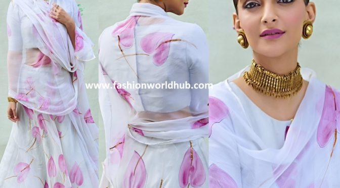 Sonam Kapoor in Picchika by Uravshi Sethi