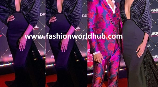 Deepika and Ranveer at the Femina beauty Awards 2019