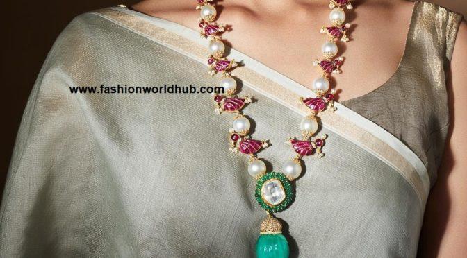 Bird Motif Beads chain