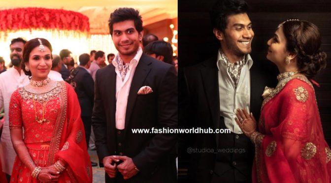 Soundarya Rajinikanth and Vishagan's Wedding Reception photos!