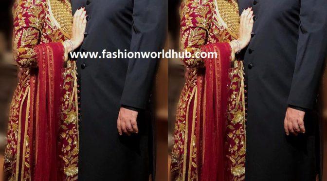 Sonali Bendre at Akash Ambani Shloka Mehta's Wedding Reception