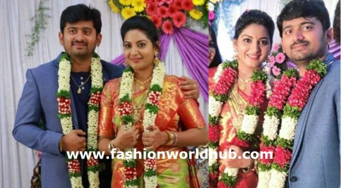 Aadade Aadharam Serial fame Pallavi engagement photos!!