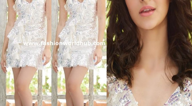 "Ananya panday at ""The Jawani"" song launch event"