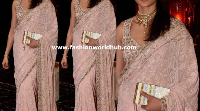 Shilpa Reddy at Venkatesh daughter Aashritha's reception