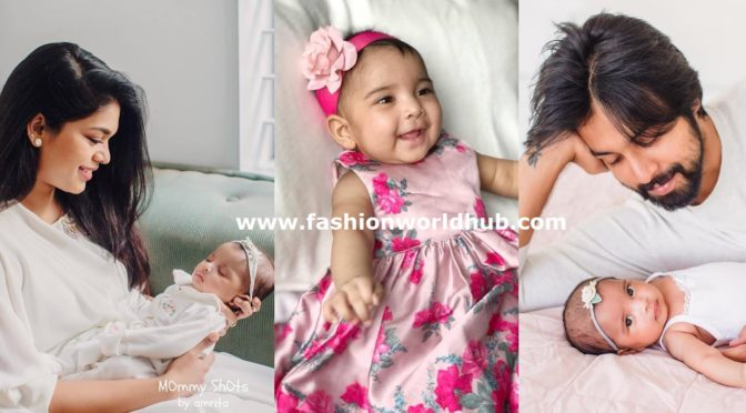 Sreeja konidela daughter Nivishka photos
