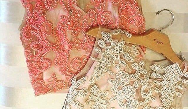 Stylish designer blouse
