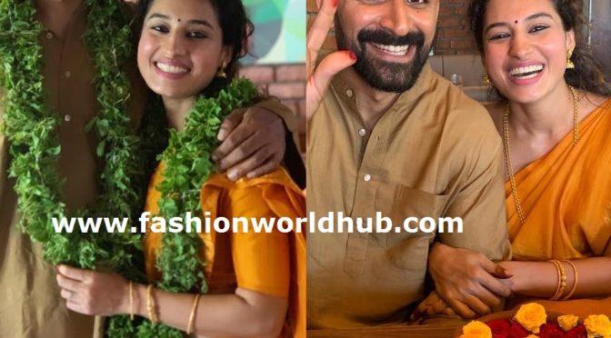 Bigg Boss fame Pooja Ramachandran marries actor John Kokken.