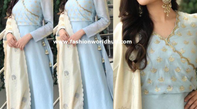 Rukshar Dhillon in Tritiya Designs
