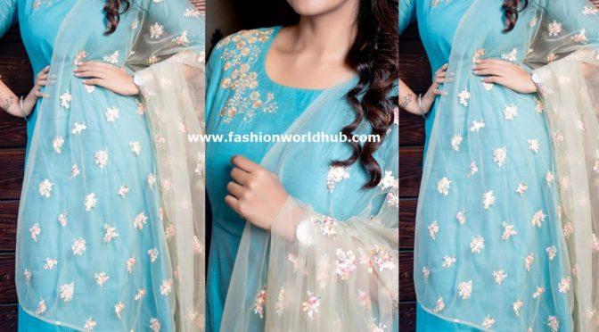 Priya Bhavani Shankar in Merasal