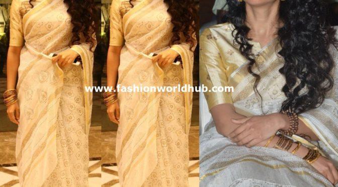 Sai Pallavi at NGK Trailer Launch