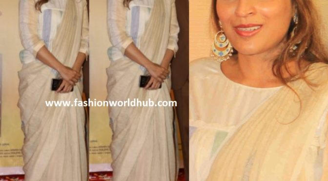 Aishwarya Dhanush at Trailer launch of The Extraordinary Journey of the Fakir