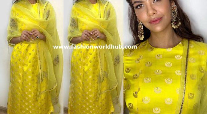 Esha Gupta in Raw Mango