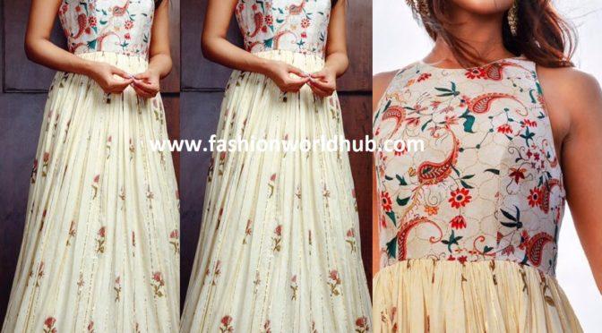 Pranutan Bahl in Label Anushree!