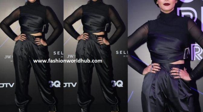Shruti Haasan at GQ 100 Best Dressed