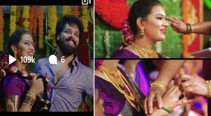 Singer Geetha Madhuri Seemantham video by Guntiart studio!