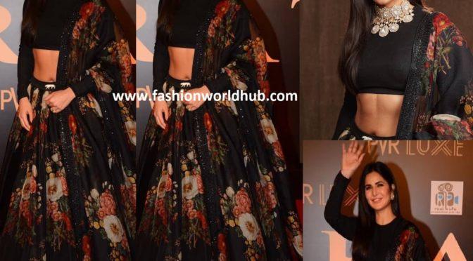 Katrina Kaif in Sabyasachi Mukherjee!