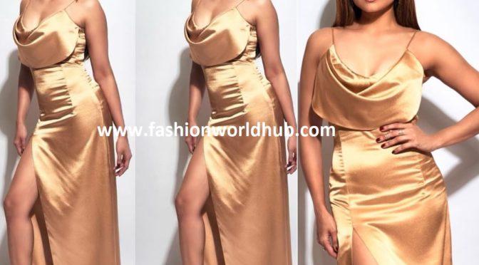 Shamita Shetty at GQ 100 Best Dressed