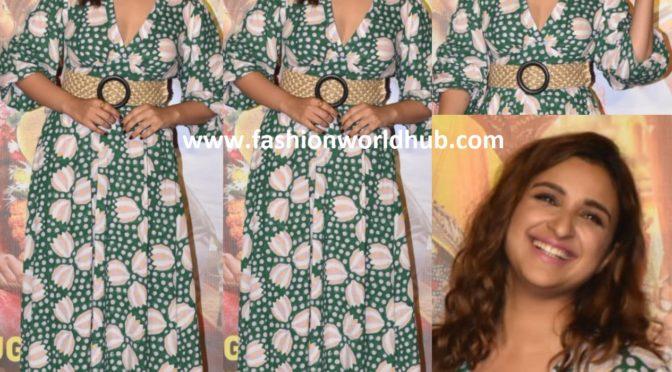 Parineeti Chopra in a Maxi Dress
