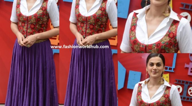 Taapsee Pannu in Sonam Luthria