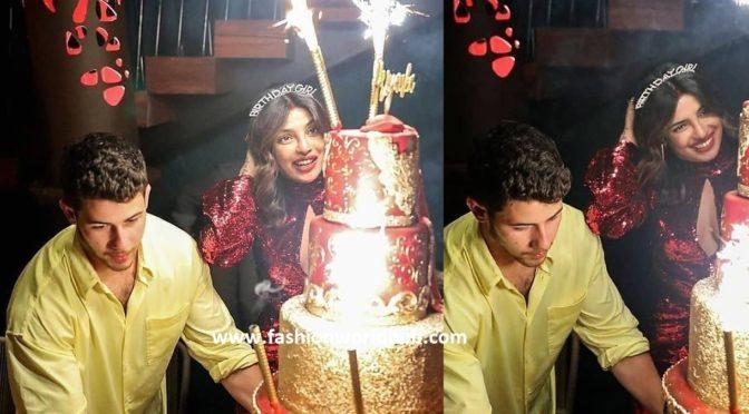 Priyanka chopra birthday pics!