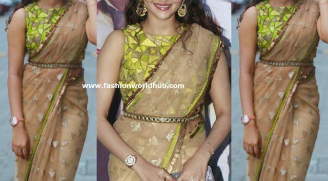 Athulya Ravi at Adutha Saattai movie audio launch event!
