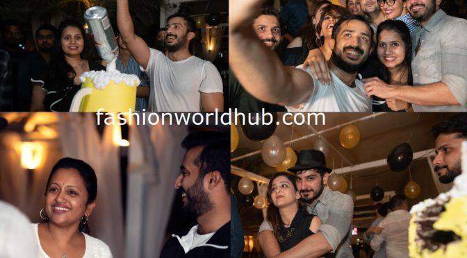 Anchor Ravi Birthday bash photos!