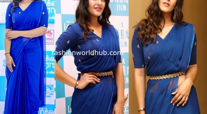 Kavya Thapar at 'Market Raja MBBS ' Audio Launch