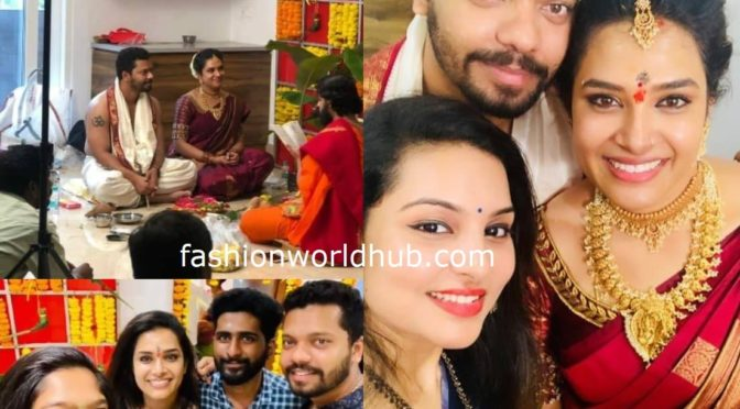 Anchor Hariteja House Warming Ceremony photos!