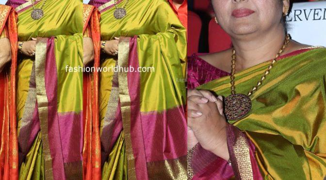 Jayasudha at Venditera Awards 2019