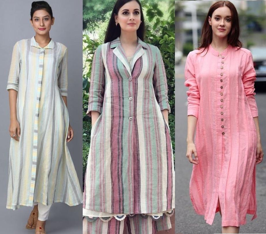 Trending Neck Designs For Kurtis With Collar Pattern Fashionworldhub