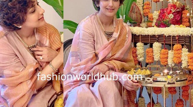 Sonali Bendri's Ganesh Chaturthi Celebration photos!