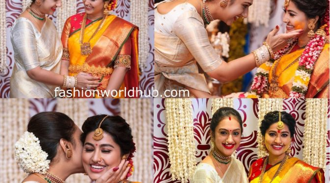 Preetha Hari at Sneha Seemantham!