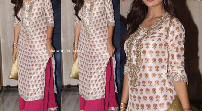 Shilpa Shetty at Manish Malhotra's Diwali Bash