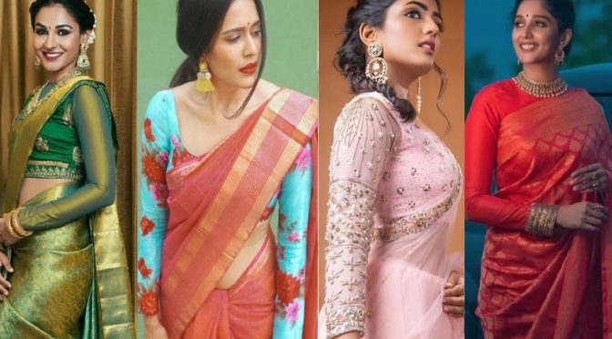 Different types of full sleeves to try out for upcoming festive season!