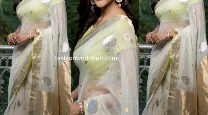 Priya Anand in Raw mango!