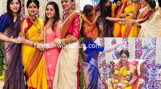 Actress Sneha seemantham Photos!