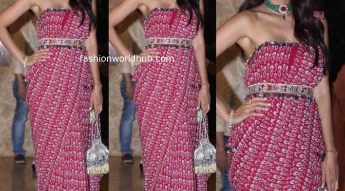 Shilpa Shetty at Ramesh Taurani's Diwali bash