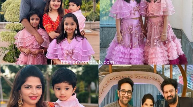 Vishnu Manchu Family Diwali Celebrations