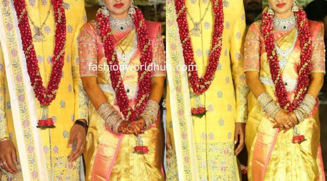 Actress Manali Rathod's Wedding Photos!