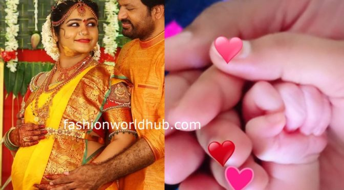 Sirisha vallabhaneni shares her son pics!!