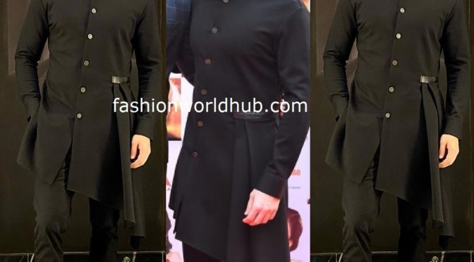 Akhil Akkineni in Shantanu and Nikhil at ANR National Awards!