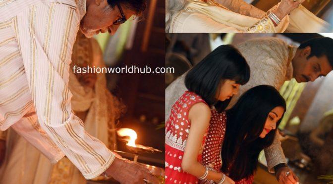 Diwali 2019 – Amitabh Bachchan family Diwali bash photos!
