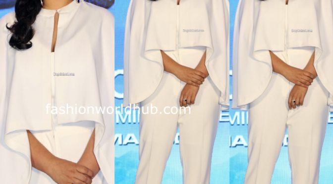 Nithya Menon at Frozen 2 Movie Press Meet