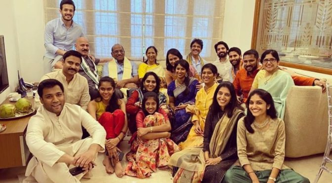 Akkineni family pic!!