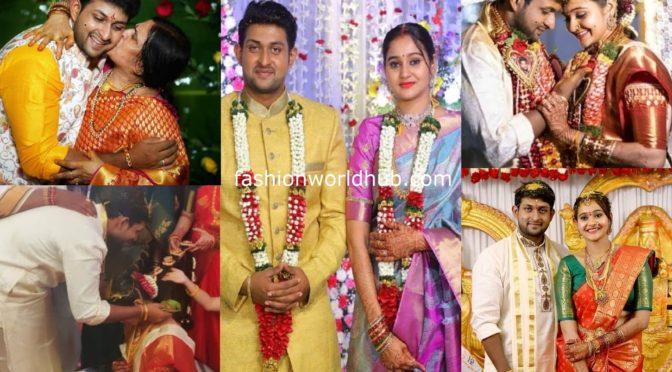 Swami Ayyappan fame Kaushik Babu Wedding Photos!