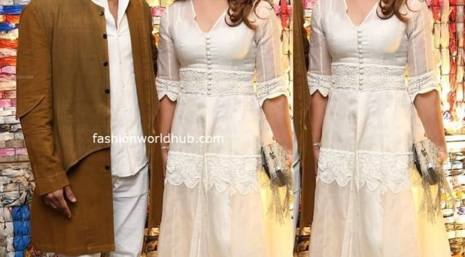 Ram Charan and Upasana at Wildest Dreams Fundraiser event