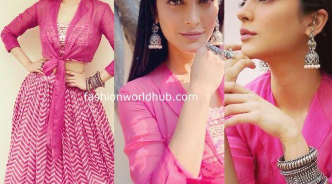 Shruti Haasan in Label Anushree!